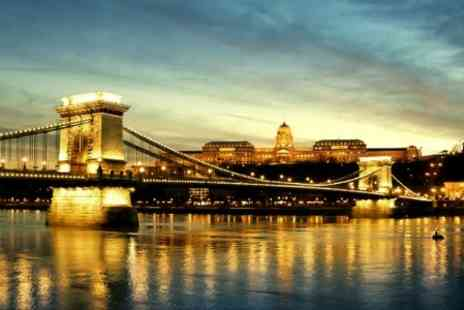 Mirage Fashion Hotel - Budapest  Stay For Two With Breakfast and Welcome Drink  Plus Tour - Save 0%