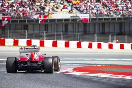 Top Tourisme - F1 Test Days Ticket and Football Match Ticket Plus 2 Nights stay With Breakfast - Save 0%