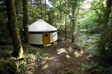 Yurtcamp Devon - One Night Glamping For Two  - Save 0%