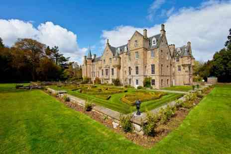 Carberry Tower - One Night stay For Two With Breakfast  Plus Dinner  - Save 46%