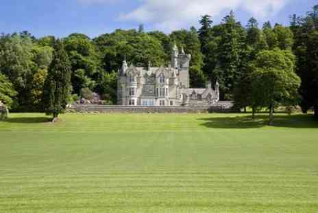 Kinettles Castle - One Night stay For Two With Breakfast  - Save 34%