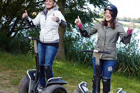 Segway Events - Segway Rally for Two - Save 19%