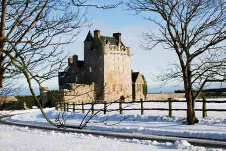 Ackergill Tower - One Night stay For Two Plus Afternoon Tea  - Save 47%