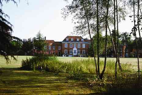Stoke Place - One night at Stoke Place with a glass of champagne and breakfast included - Save 55%