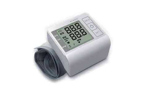 Verage Group - LCD Blood Pressure Monitor - Save 0%