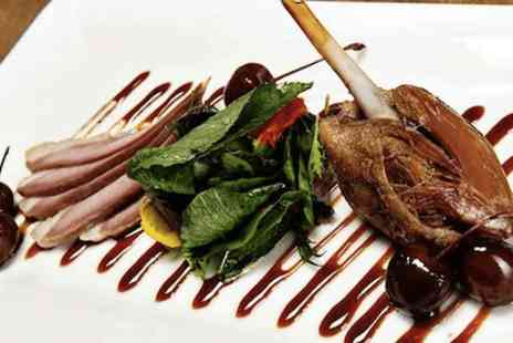 Restaurant 1861 -  £50 gourmet food voucher for 2 - Save 62%