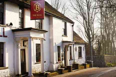 The Bull Hotel -  Garden of England 14th Century Inn Getaway with Dinner - Save 34%