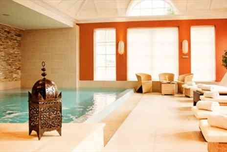 Cotswolds House -  Top Rated Spa Treat including Massage, Facial & Lunch - Save 44%