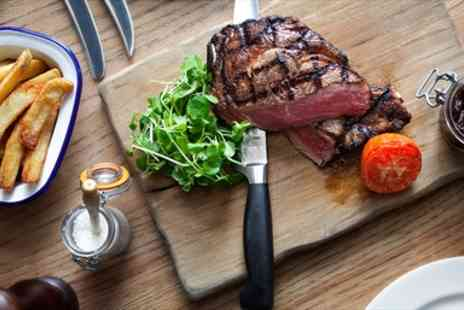 Hoddington Arms - Three Course Meal for 2  - Save 46%