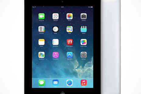 iPad 2 16GB - iPad 2 16GB  in Black or White, Delivery Included - Save 0%