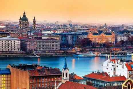 Gold Hotel Buda - Two Nights stay  With Breakfast  Plus Bath Ticket  - Save 0%