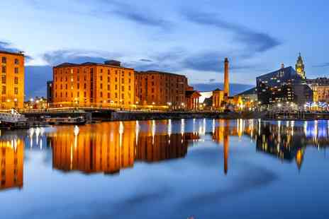 The Block Liverpool - A Two night break in an apartment near The Albert Dock  - Save 51%