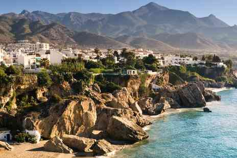 Hotel Almijara - Spend Seven nights including return flights and half board - Save 38%