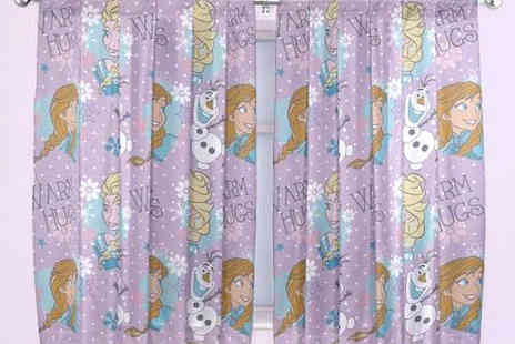 Divinity Fashion - Disneys Frozen Curtains  - Save 47%