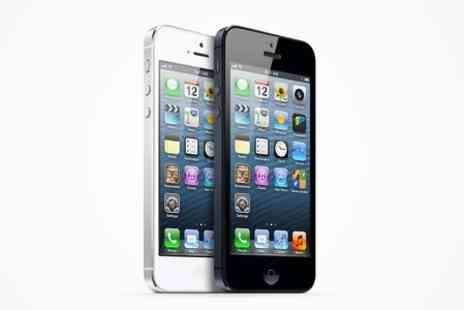 Yellowstone Partners - Apple 16GB, 32GB or 64GB Refurbished Sim Free iPhone 5 - Save 0%