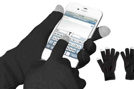 E accessories - Touchscreen Gloves - Save 70%