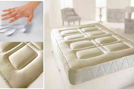 Einfeld - Deluxe Memory Sprung Mattress - Save 80%