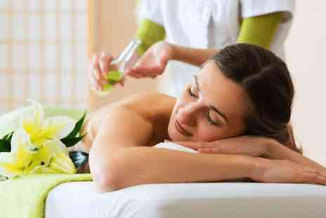 Clifton Therapy - Aromatherapy or Swedish massage with an express facial - Save 0%