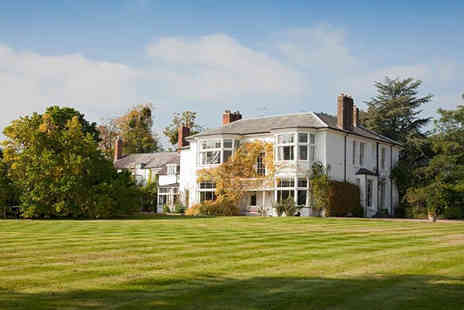 Laughern Hill Estate - One night 5 Star Worcestershire stay for 2 including supper, wine and breakfast  - Save 62%