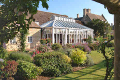 The Haycock Hotel - Idyllic Midlands 16th Century Hotel Break for Two  - Save 45%