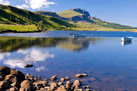 Ledgowan Lodge Hotel - Two Night Scottish Highlands Retreat for Two with Champagne on Arrival, Breakfast Daily, and Cream Tea - Save 60%