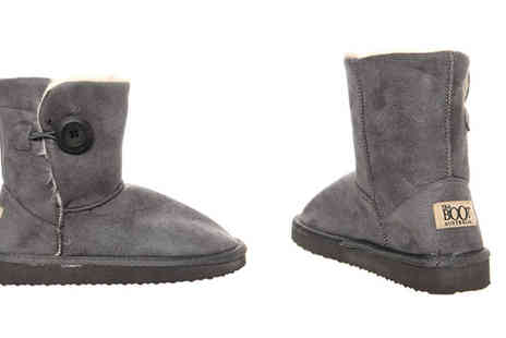 Barneswell  - A Choice of Faux Fur Lined Winter Boots - Save 67%