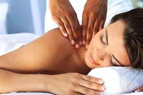 Embrace Beauty - 60 Min Pamper Package including Elemis Facial & Massage - Save 55%