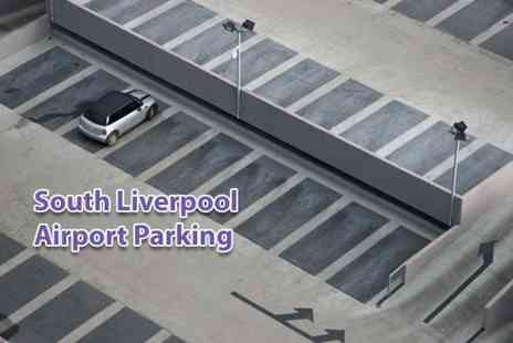South Liverpool Airport Parking - Eight days parking - Save 57%