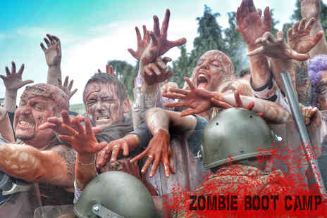 RAM Training -  Zombie School experience day  - Save 51%