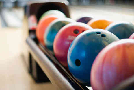 PSL Bowling - Two Games of Bowling for Two - Save 66%