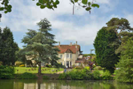 Worplesdon Place Hotel - Two Night Guidford Getaway with Dining Allowance - Save 50%