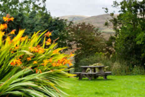The Fat Lamb - One night Cumbrian Escape for Two in a Four Star Traditional Stone Inn - Save 52%