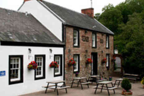 Stair Inn - Two Night Scottish Hamlet Getaway on the River Ayr with Handmade Chocolates - Save 51%