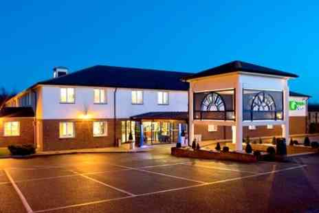 Holiday Inn Express Canterbury - One Night Stay With Dinner For Two  - Save 45%