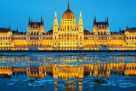 Six Inn Budapest Hotel - One Night stay With Breakfast  - Save 0%
