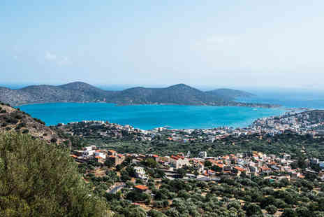 Major Cruise - Five Nights in Crete, Including Flights - Save 0%