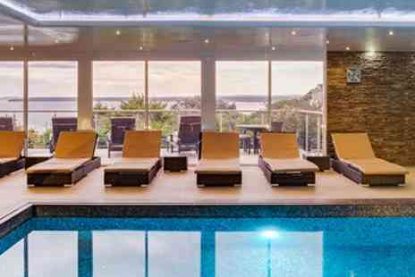 St Ives Harbour Hotel - St Ives Spa Day including Massage & Afternoon Tea  - Save 48%
