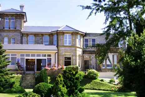 Melville Hall Hotel -  Isle of Wight Spa Hotel Stay with Breakfast  - Save 58%