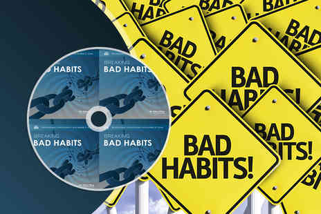 Hypnoshop - Breaking Bad Habits hypnosis MP3 download - Save 50%