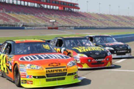 Rusty Wallace Racing Experience - Thrilling NASCAR Stock Car Racing Experience for One  - Save 50%