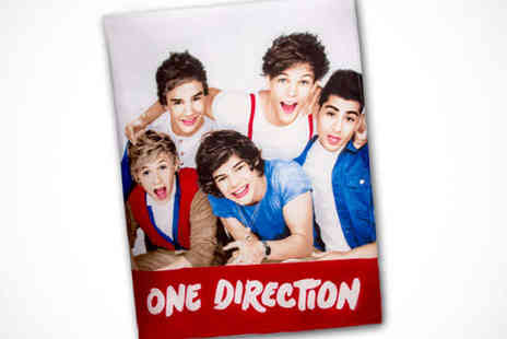 Divinity Fashion - One Direction Fleece Blanket - Save 55%