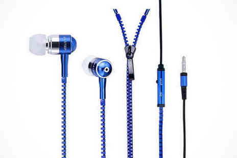 E Smartshop - Zipper Earphones - Save 0%