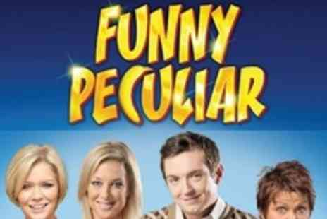 Funny Peculiar - Top Price Ticket to see Funny Peculiar - Save 50%