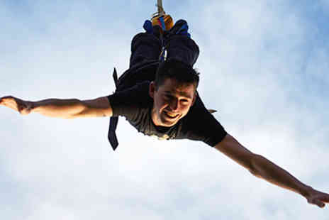 Big Bang Promotions International - Bungee Jump for One - Save 18%