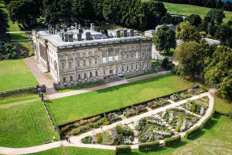 Wentworth Castle Gardens - Two adult tickets to Wentworth Castle Gardens - Save 46%