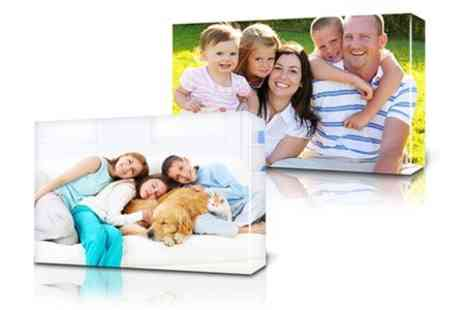Mini Box - Professional Gallery Wrapped Personalised Canvas - Save 77%