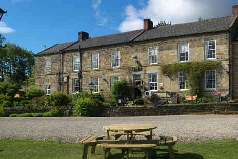 White Horse Farm Inn - One night  Yorkshire breaks for two - Save 51%