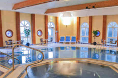 The Farnham Hogs Back Hotel - Surrey Spa Day with Your Choice of Treatment and Champagne Afternoon Tea - Save 0%