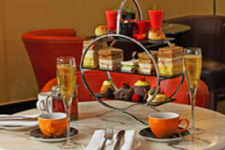 Millennium Hotel  - Traditional Afternoon Tea with Champagne  - Save 22%
