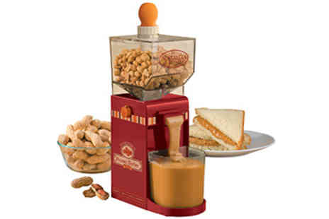 EIC Direct - Peanut Butter Maker - Save 27%